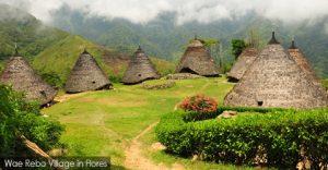 wae rebo village tour