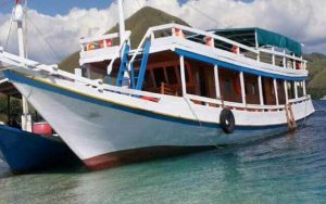 AC-boat - Komodo boat tour charter